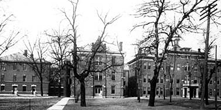 St  Margaret's Hospital Guild - History of St  Margaret's